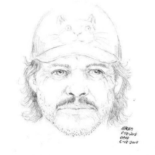Police release sketch of NW OKC rape suspect