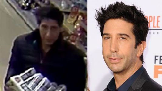 Ross had an alibi: Police arrest beer thief suspect who looked like 'Friends' star