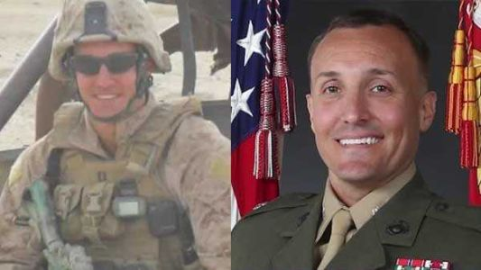 Marine who criticized Afghanistan withdrawal pleads guilty