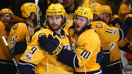 Predators clinch NHL's first playoff berth, but that could be just the beginning of historic season