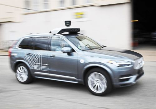Self-driving companies must prepare for the future even if they're not ready - down to the VR and laser patents