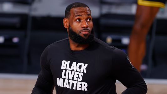 LeBron James reacts to grand jury decision in Breonna Taylor case