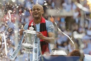 Kompany leaving Man City after 11 trophy-filled seasons