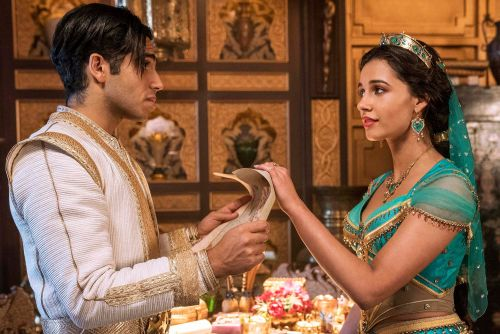 'Aladdin' songwriters were worried they'd royally 'screw up'