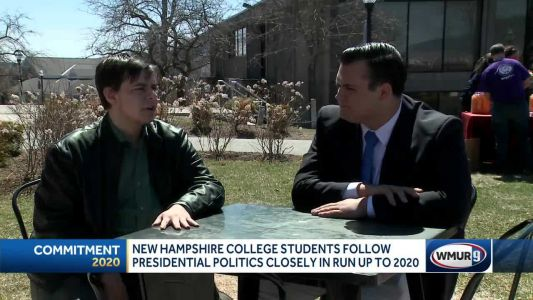 College students evaluate campaigns as they prepare to cast first presidential votes