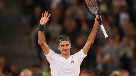 Net profits: Swiss ace Federer surges past Ronaldo & Messi to top highest-paid athletes list with $106 MILLION earnings