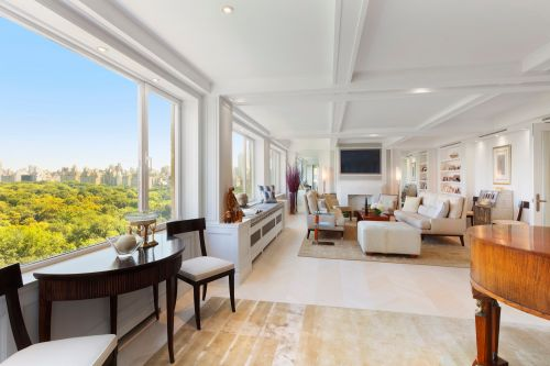 'Out' hotelier lists Central Park penthouse for $18M
