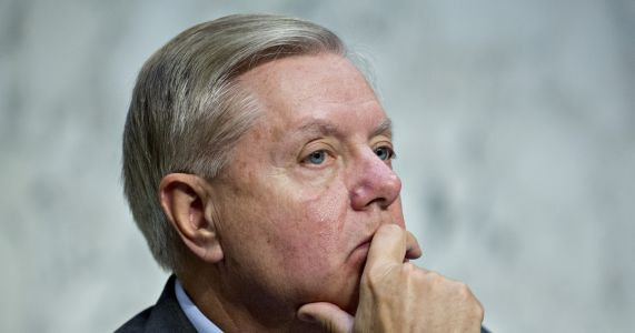 Lindsey Graham: 'There's a bureaucratic coup going on' at FBI and Justice Department