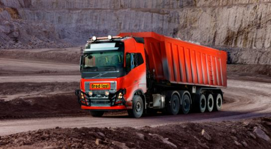 Volvo's first commercial self-driving trucks will be used in mining