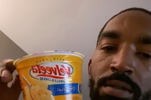 NBA players take a hard pass on the food at Disney World
