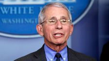 Fauci Warns Going Back To Normal Won't 'Be A Light Switch That You Turn On And Off'