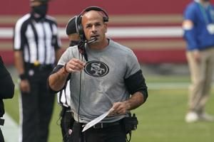 Jets hire 49ers defensive coordinator Robert Saleh as coach