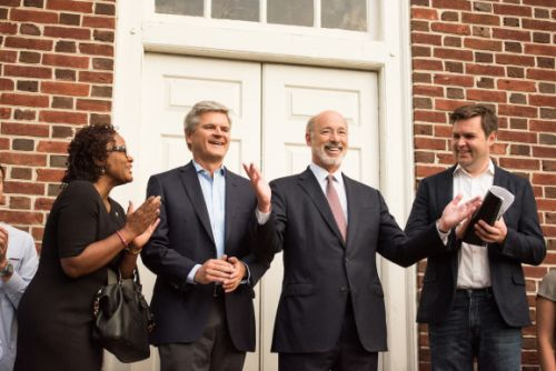 Where Steve Case's Rise of the Rest fund is investing 1 year in