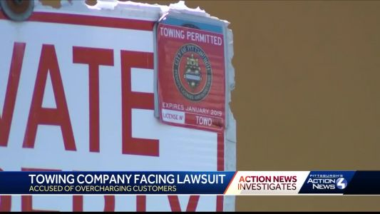 Action News Investigates: Towing company facing lawsuit