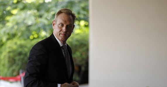 Ex-Boeing exec Patrick Shanahan bows out of running to be Trump's defense secretary