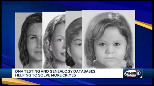 DNA testing, genealogy databases helping to solve more crimes