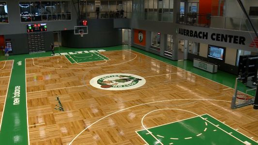 First look at the Boston Celtics new state-of-the-art facility