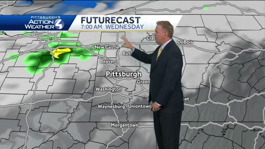 Forecast: Nice stretch of weather ahead