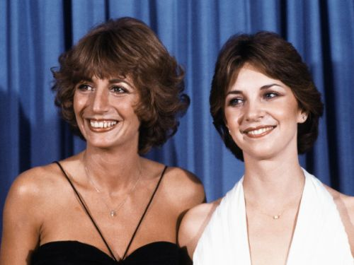 Penny Marshall, co-star in TV's Laverne & Shirley and hit movie director, dead at 75
