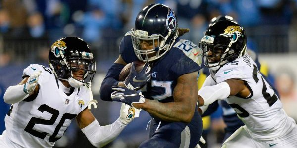 Derrick Henry's huge night was a nightmare for many fantasy football owners looking for playoff glory