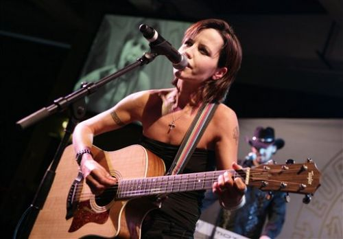 Singer Dolores O'Riordan of The Cranberries has died at age 46, publicist says