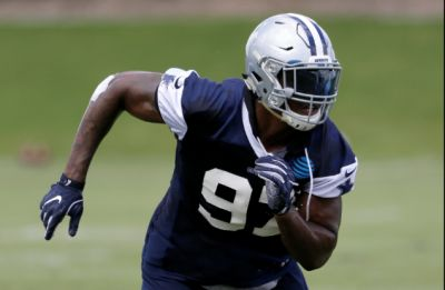 NFL player Taco Charlton scores deal with Mexican chain restaurant