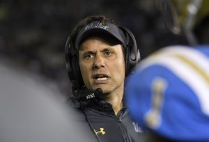 UCLA edges Cal 30-27, gets bowl eligible under interim coach