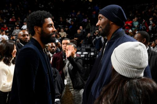 How call with Kobe Bryant set up Kyrie Irving's greatest moment
