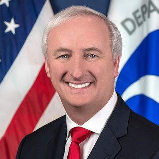 Trump nominates Jeffrey Rosen for deputy attorney general