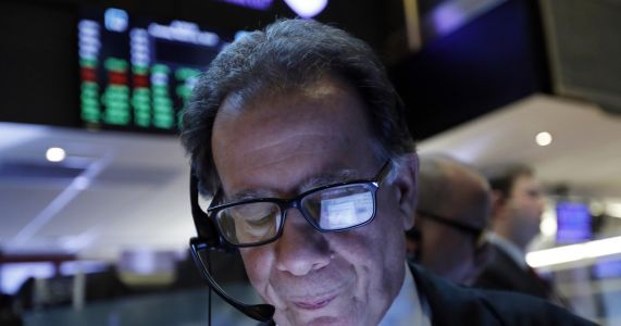 Stocks move broadly higher, led by technology companies