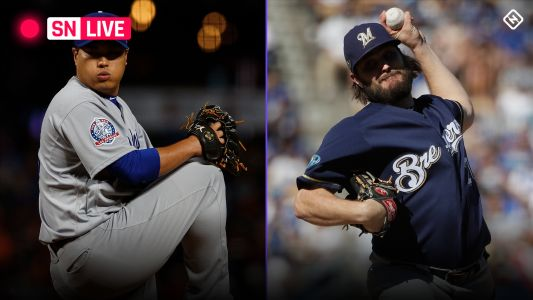 Dodgers vs. Brewers: Score, live updates, highlights from Game 6 of the NLCS