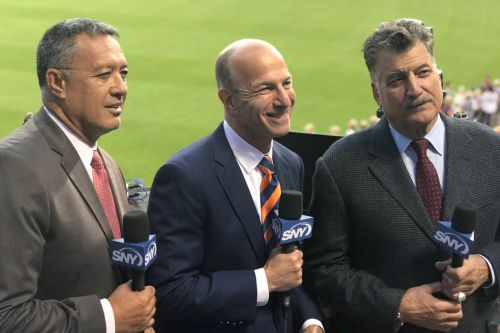 Gary Cohen takes dig at cheating Astros during virtual Mets broadcast