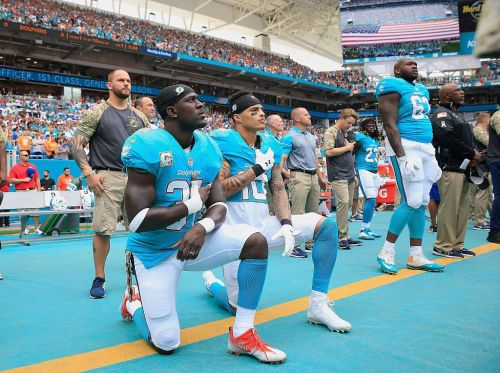 Perhaps it's time for NFL players to escalate their protests of police brutality