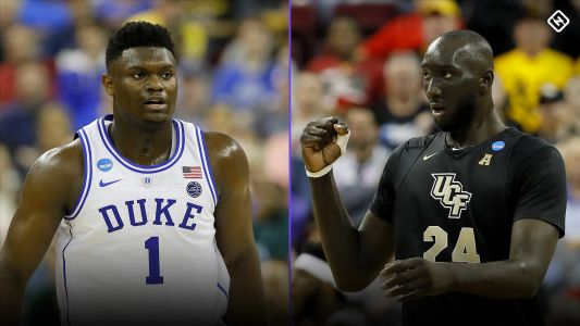 March Madness 2019: Tacko vs. Zion is a heavyweight battle unlike any we've seen