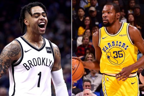 D'Angelo Russell to give Kevin Durant grand tour of Brooklyn