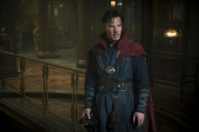Review: Marvel's 'Doctor Strange' is Trippy But Is it Worthy Of Benedict Cumberbatch's Talent?