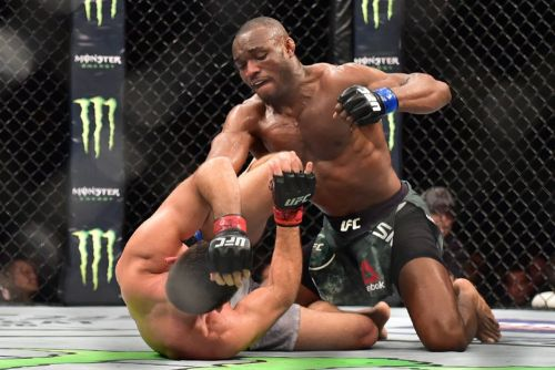 Kamaru Usman opens as 3-1 favorite in UFC 251 title defense vs. Jorge Masvidal