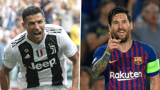 Messi or Ronaldo? The top 20 players of the last decade