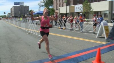 Runners hit the streets for Gate City Marathon