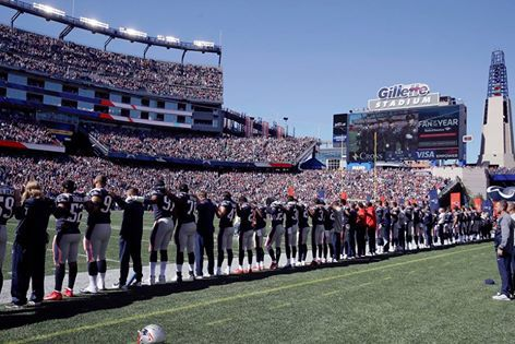 Patriots donate hundreds of tickets to military members for Super Bowl LI rematch
