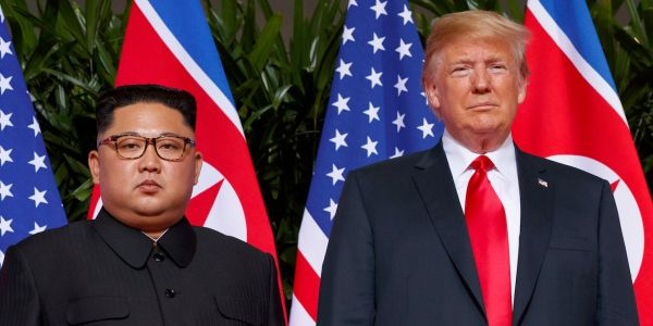 The White House has reportedly picked Vietnam for the next Trump-Kim summit