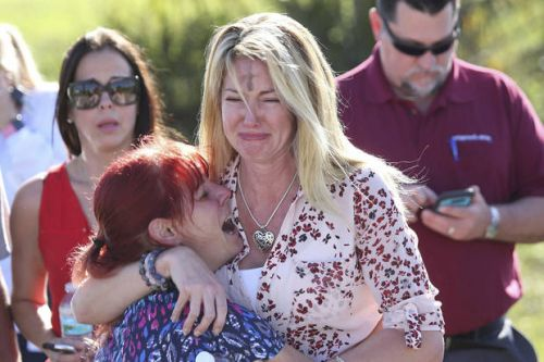 Police: Florida high school shooter former student