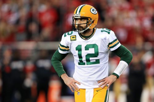 Aaron Rodgers wants a new contract from the Packers