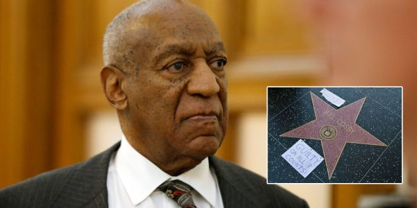 Why Cosby's Hollywood star will remain despite his conviction for drugging and sex assault