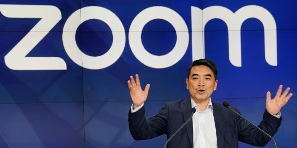 Video-conferencing company Zoom lifts the limit on its free version in China because so many people are using it amid the coronavirus outbreak