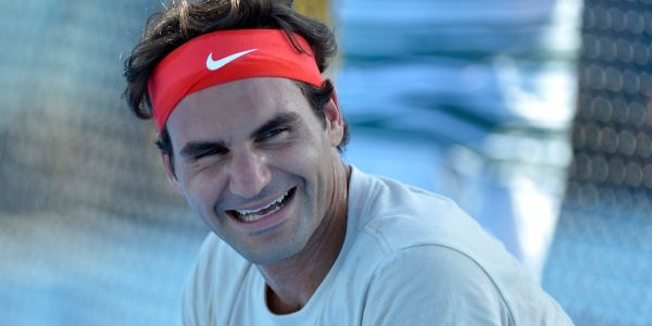 Roger Federer was at his self-deprecating best when he tweeted how his wife feels about him returning to pro tennis
