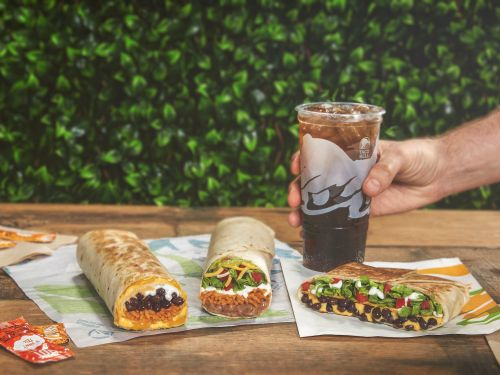 How to eat vegan and vegetarian at Taco Bell