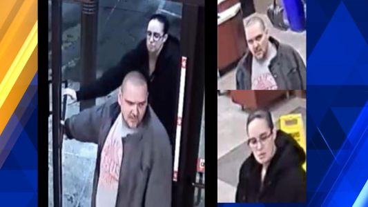 Police looking for suspects in multiple forgeries