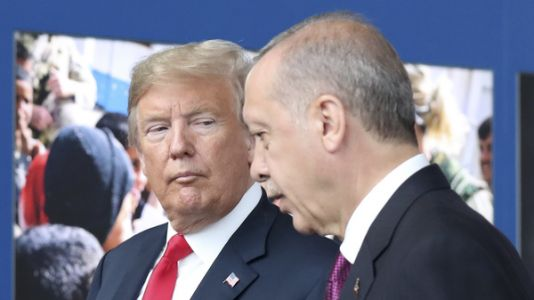 Trumps Says Extraditing Turkish Cleric Fethullah Gulen Is 'Not Under Consideration'
