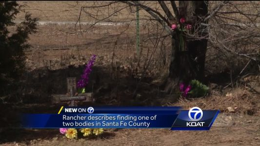 Rancher describes gruesome discovery of body crammed into trash container